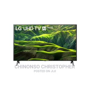 L.G 55inches Android Netflix Television | TV & DVD Equipment for sale in Abuja (FCT) State, Wuse