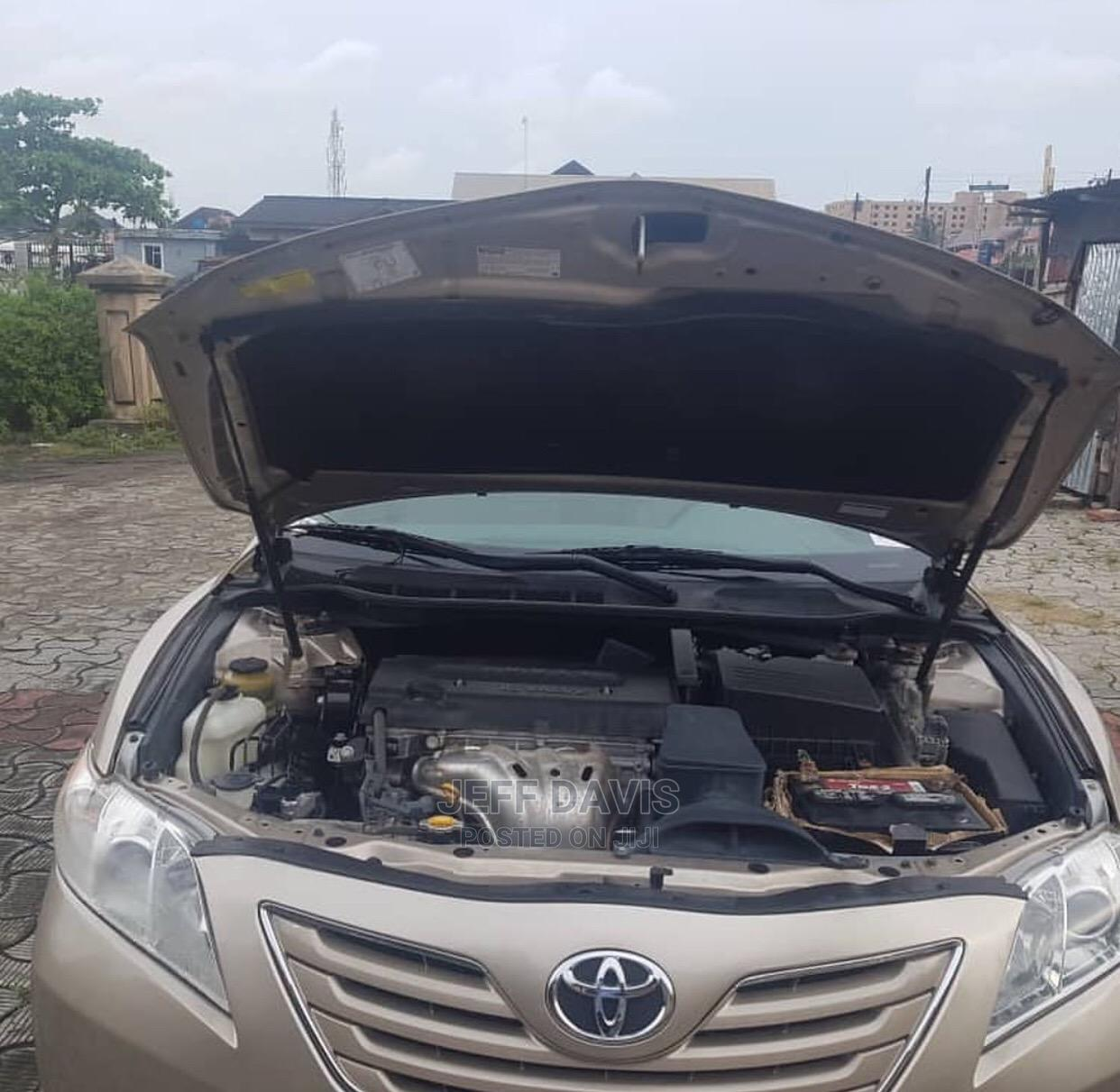 Toyota Camry 2009 Gold | Cars for sale in Benin City, Edo State, Nigeria