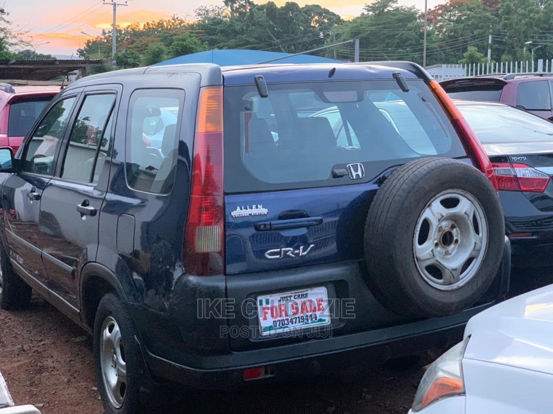 Honda CR-V 2002 Blue | Cars for sale in Enugu, Enugu State, Nigeria