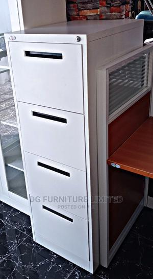 4 Drawer Steel Filling Cabinet   Furniture for sale in Lagos State, Ikeja
