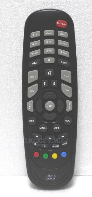 Cisco RM9865 Satellite Remote Control   Accessories & Supplies for Electronics for sale in Lagos State, Ikeja