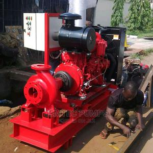 Lowara Fire Hydrant Pump | Plumbing & Water Supply for sale in Lagos State, Orile