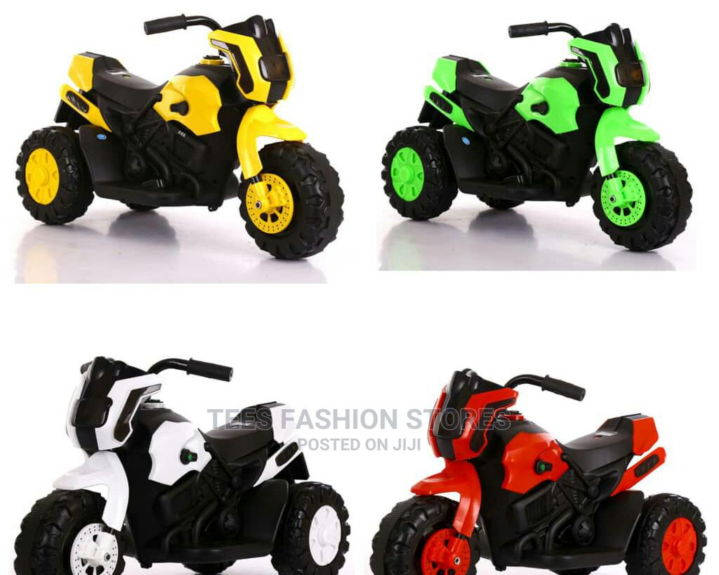Kids Longlasting Rechargeable Bike | Toys for sale in Shomolu, Lagos State, Nigeria