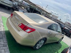 Lexus ES 2007 Gold | Cars for sale in Lagos State, Lekki