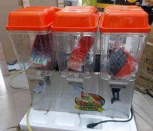New 3 Tank Juice Dispenser   Restaurant & Catering Equipment for sale in Lagos State, Surulere