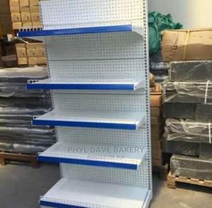 Single Side Supermarket Shelf   Store Equipment for sale in Lagos State, Surulere