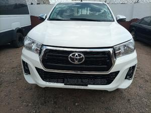 Toyota Hilux 2020 White   Cars for sale in Abuja (FCT) State, Central Business Dis