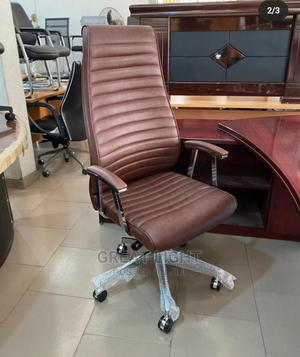 Brown Office Chair   Furniture for sale in Lagos State, Ojo