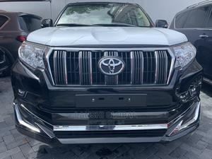 New Toyota Land Cruiser Prado 2019 Black   Cars for sale in Lagos State, Victoria Island