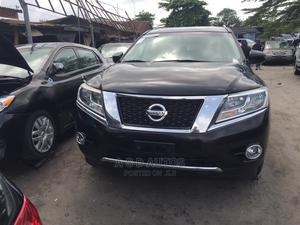 Nissan Pathfinder 2013 Platinum FWD Black | Cars for sale in Lagos State, Amuwo-Odofin