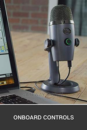 Blue Yeti Nano Professional Condenser USB Microphone | Audio & Music Equipment for sale in Lagos State, Ikeja