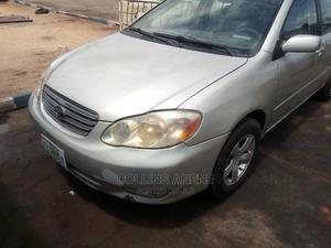 Toyota Corolla 2004 LE Silver | Cars for sale in Delta State, Oshimili South