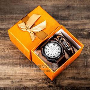 Men Wristwatch With Bracelet | Watches for sale in Delta State, Warri