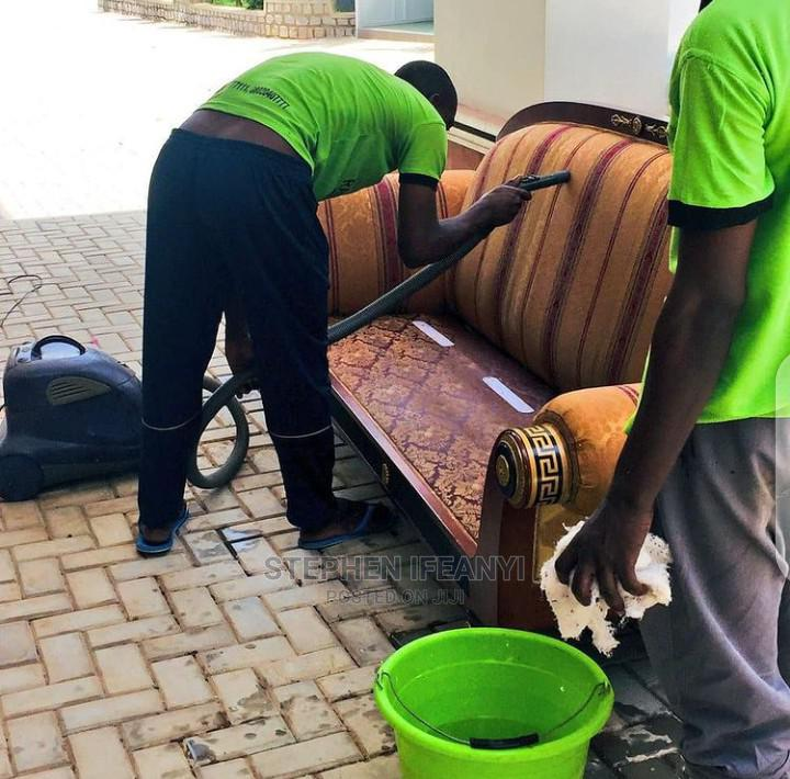 New Upholstery/Sofa Cleaning Service