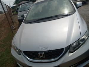 Honda Civic 2014 Silver | Cars for sale in Abuja (FCT) State, Lokogoma