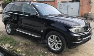 BMW X5 2006 Black | Cars for sale in Lagos State, Surulere