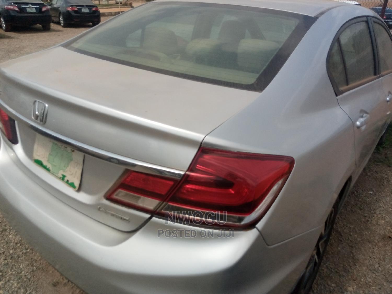 Honda Civic 2014 Silver   Cars for sale in Lokogoma, Abuja (FCT) State, Nigeria