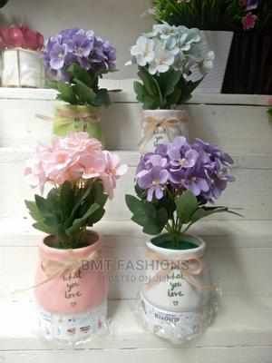 Vase With Flower   Home Accessories for sale in Lagos State, Ogba