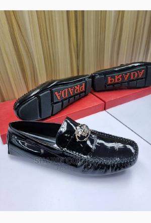 Prada Luxury Leather Loafers   Shoes for sale in Lagos State, Lagos Island (Eko)