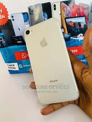 Apple iPhone 7 128 GB Silver | Mobile Phones for sale in Osun State, Osogbo