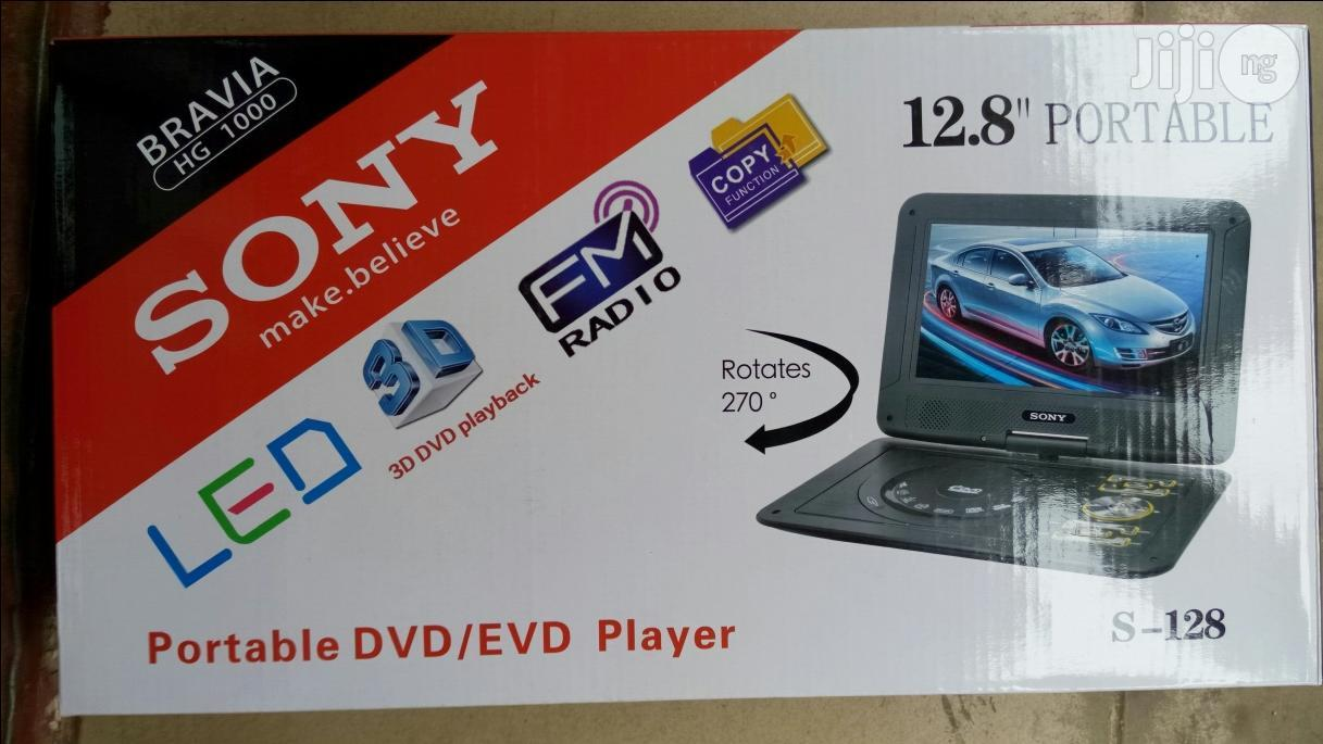 Sony Portable DVD Player 12.8""