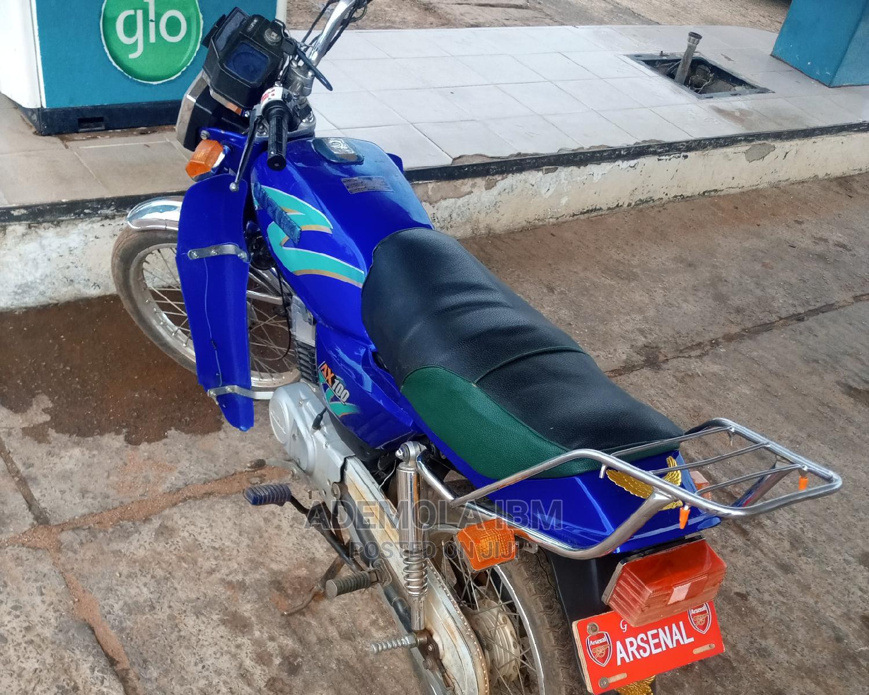 Suzuki Bike 2016 Blue | Motorcycles & Scooters for sale in Ilorin South, Kwara State, Nigeria