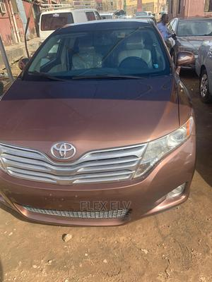 Toyota Venza 2010 V6 AWD Brown | Cars for sale in Lagos State, Isolo