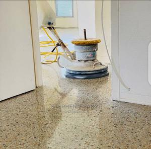 Terrazzo Installation and Polishing | Cleaning Services for sale in Lagos State, Gbagada
