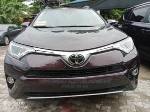 Toyota RAV4 2016 Brown   Cars for sale in Lagos State, Amuwo-Odofin