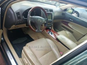 Lexus GS 2008 350 Green | Cars for sale in Abuja (FCT) State, Gwarinpa