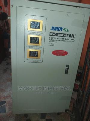 Jordy 50kva Central Stabilizer | Electrical Equipment for sale in Lagos State, Ojo
