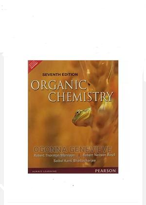 Organic Chemistry 8th Edition by Morrison and Boyd | Books & Games for sale in Lagos State, Yaba