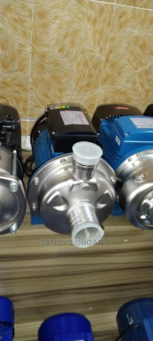 1.5 Hp Stainless Transfer Surface Pump   Plumbing & Water Supply for sale in Lagos State, Orile