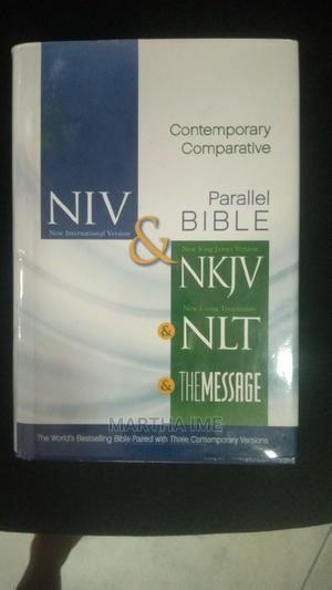 Niv,Nkjv,Nlt and Message Bible Parallel Bible | Books & Games for sale in Lagos State, Shomolu
