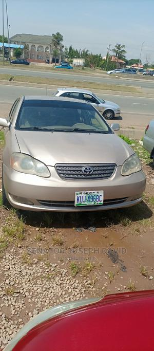 Toyota Corolla 2005 LE Gold | Cars for sale in Abuja (FCT) State, Kubwa