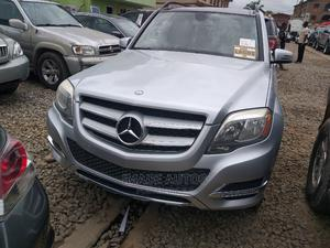 Mercedes-Benz GLK-Class 2013 350 SUV Silver   Cars for sale in Lagos State, Ogba