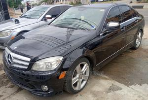 Mercedes-Benz C300 2008 Black | Cars for sale in Lagos State, Ikeja