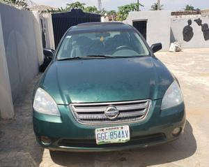 Nissan Altima 2004 2.5 Green | Cars for sale in Lagos State, Alimosho