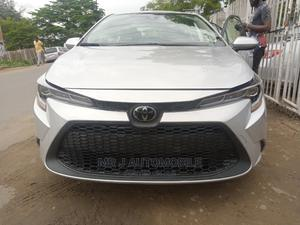 Toyota Corolla 2019 LE (1.8L 4cyl 2A) Silver | Cars for sale in Lagos State, Isolo