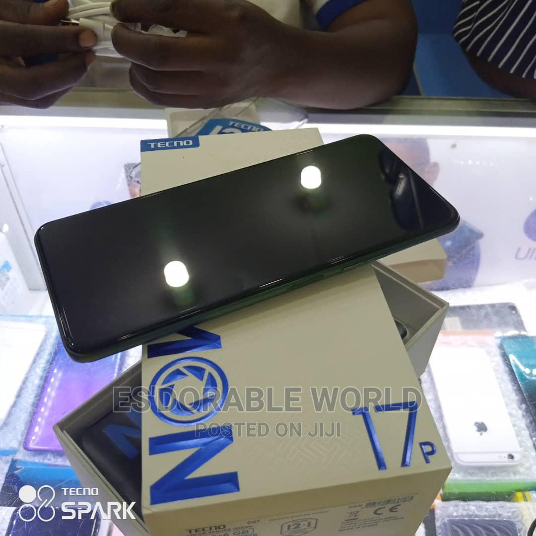 New Tecno Camon 17 128 GB Blue   Mobile Phones for sale in Warri, Delta State, Nigeria