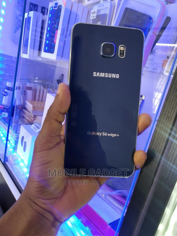 Archive: Samsung Galaxy S6 Edge Plus 32 GB Blue