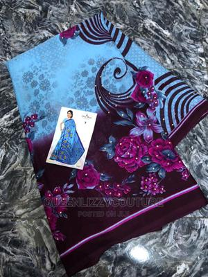 Flowered Voile | Clothing for sale in Kwara State, Ilorin South