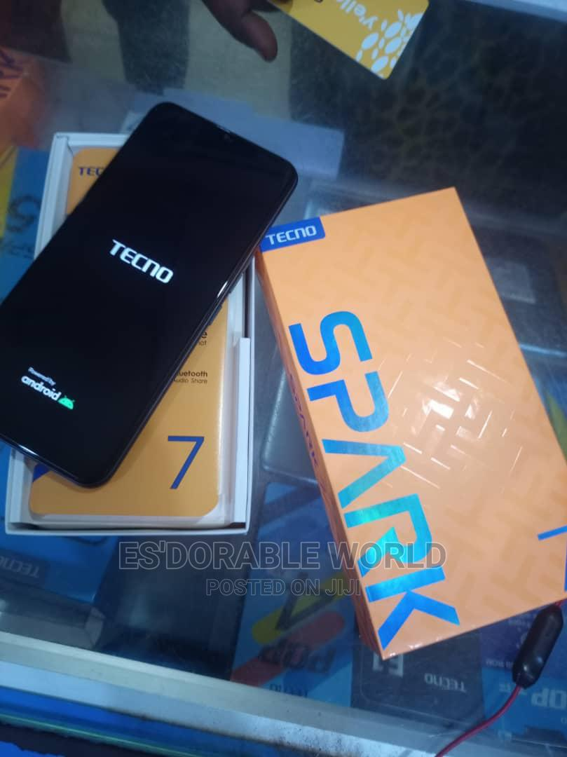 New Tecno Spark 7P 64 GB Gold