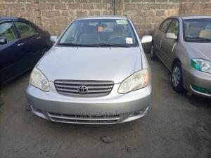 Toyota Corolla 2004 LE Silver   Cars for sale in Lagos State, Amuwo-Odofin