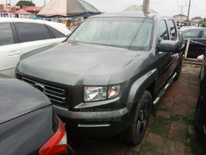 Honda Ridgeline 2008 RTL Gray   Cars for sale in Lagos State, Isolo
