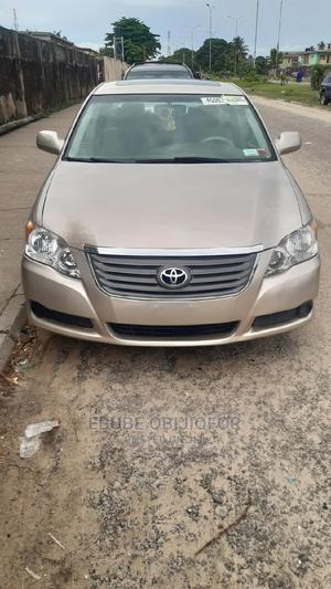Toyota Avalon 2008 Gold   Cars for sale in Lagos State, Amuwo-Odofin