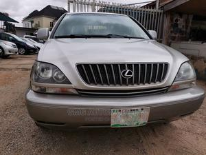 Lexus RX 2002 Silver   Cars for sale in Lagos State, Ikeja