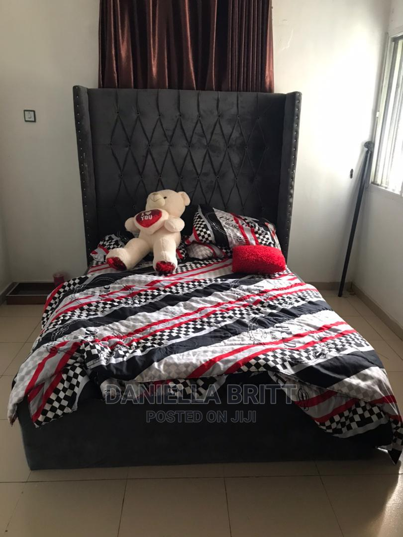 Bed Frame and Bed | Furniture for sale in Ajah, Lagos State, Nigeria