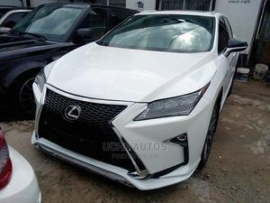 Lexus RX 2017 350 F Sport AWD White | Cars for sale in Lagos State, Ikeja