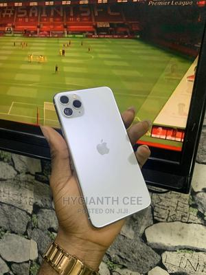 Apple iPhone 11 Pro Max 64 GB Silver | Mobile Phones for sale in Lagos State, Ikeja